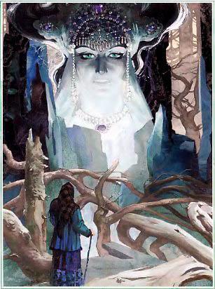 Катя — Данилова невеста  и хозяйка медной горы