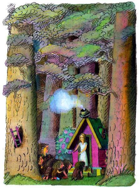 домик В лесу Венди