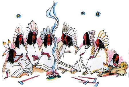 индейцы ирокезы апачи майя