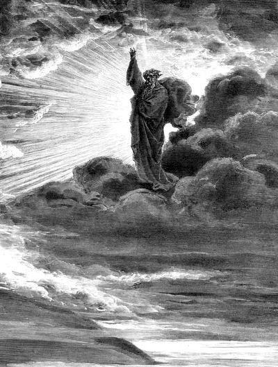 И сказал Бог: Да будет свет!