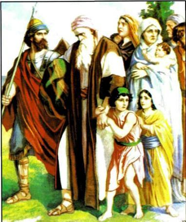 Ассирия завоевывает Израиль