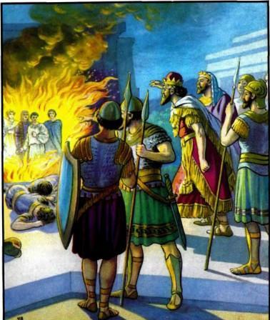 царь вавилонии 3 буквы Махачкала