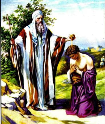 Саул - царь Израиля