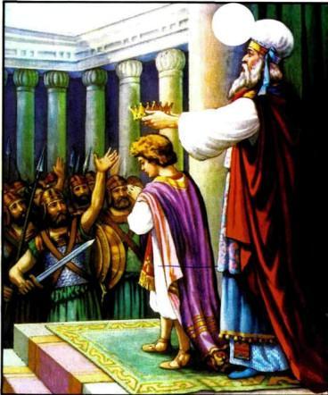Коронование Иоаса
