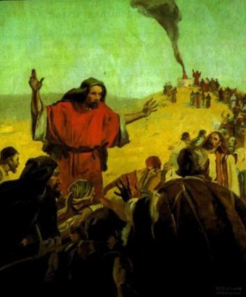 Израиль отступает от Бога