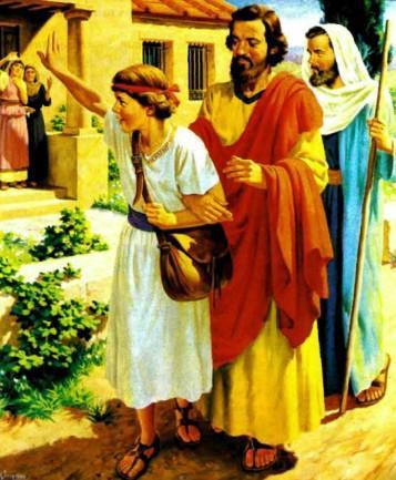 Послания Апостола Павла. Молодой христианин Тимофей