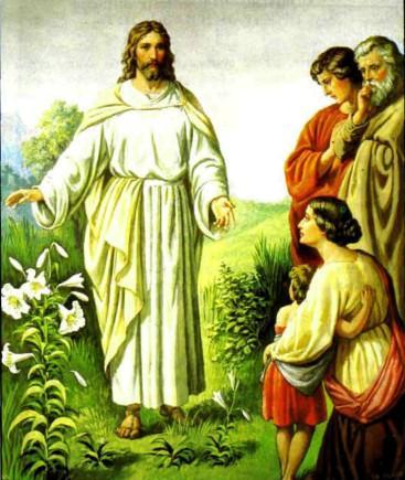 Иисус Христос Нагорная проповедь
