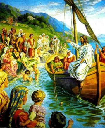 Иисус Христос Шесть притч о Царстве Небесном