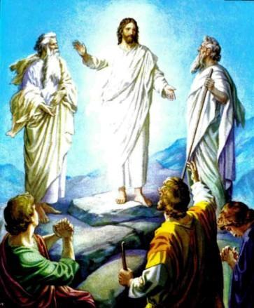 Преображение Иисуса
