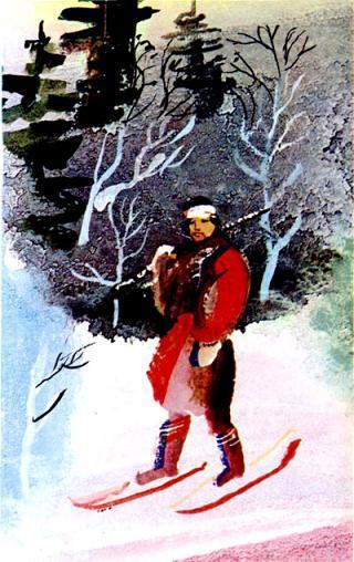 Том №6 Медвежьи истории (три таёжные сказки