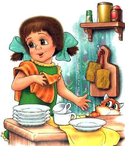 Полная девушка на кухне моет посуду видео, девушка брюнетка с каре в сексуальном нижнем белье раздевается