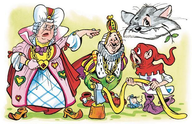 королева приказала отрубить голову чеширскому коту