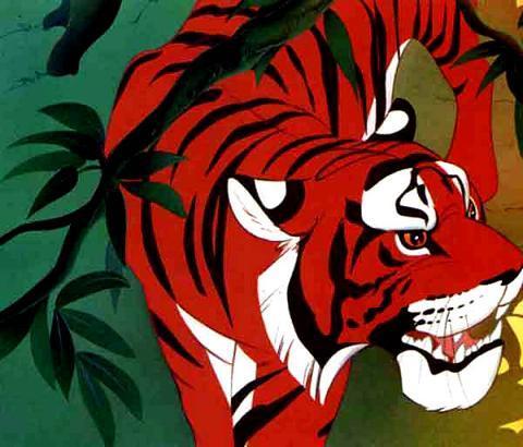 тигр по имени Шер-Хан