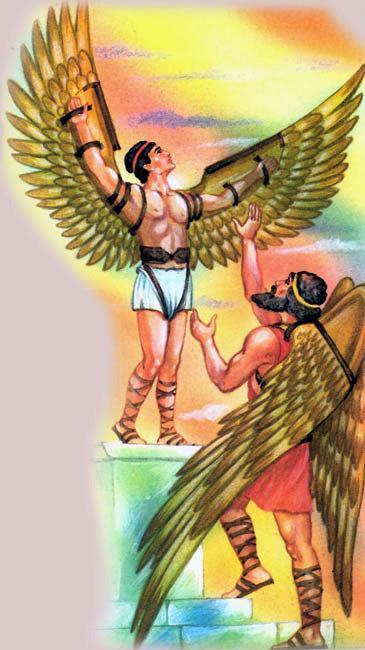 Миф о дедале и икаре доклад 4708
