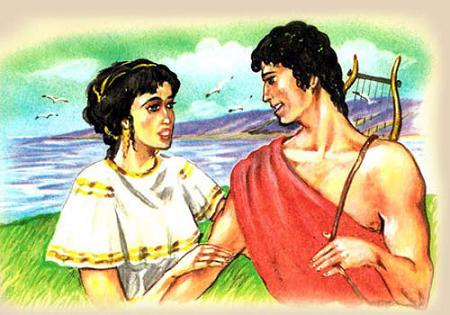 Орфей и эвридика смотреть онлайн древнегречиский миф