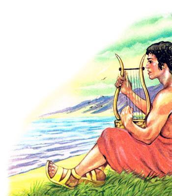 сочинение о мифе об орфеи и эвридике