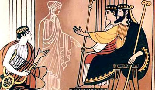 И Аид приказал Эвридике следовать за Орфеем.