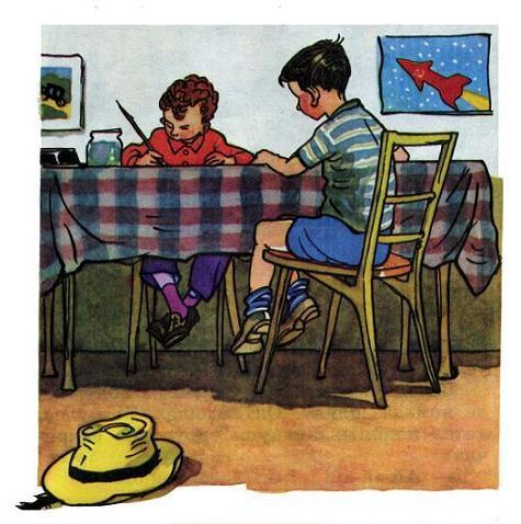 Картинки раскраски что такое хорошо и что такое плохо
