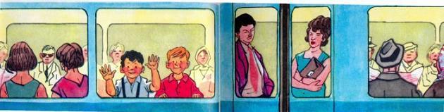 Рассказ в метро