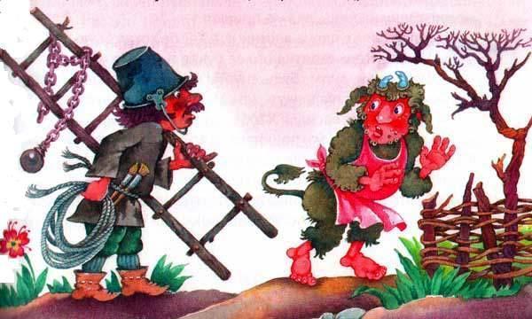 Цвоттель и трубочист