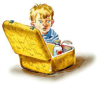 приключения желтого чемоданчика картинки