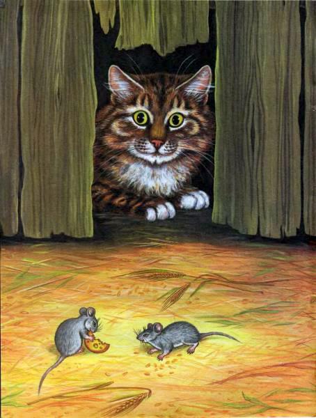 Скребицкий кот иваныч читать