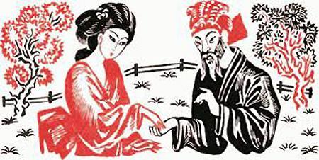 Китайская царица Силинчи