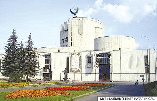 Детский музыкальный театр Натальи Сац